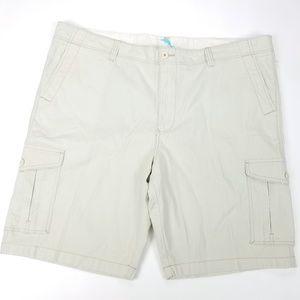 Tommy Bahama Sandbar Ripstop Cargo Shorts Mens 46